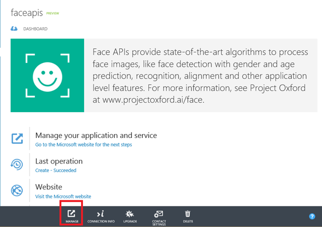 Steve Spencer's Blog | Face Recognition with Azure ML and